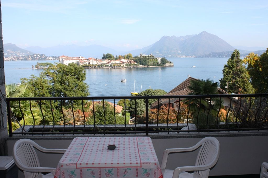 Appartamento in posizione privilegiata fronte Isola Bella in Stresa