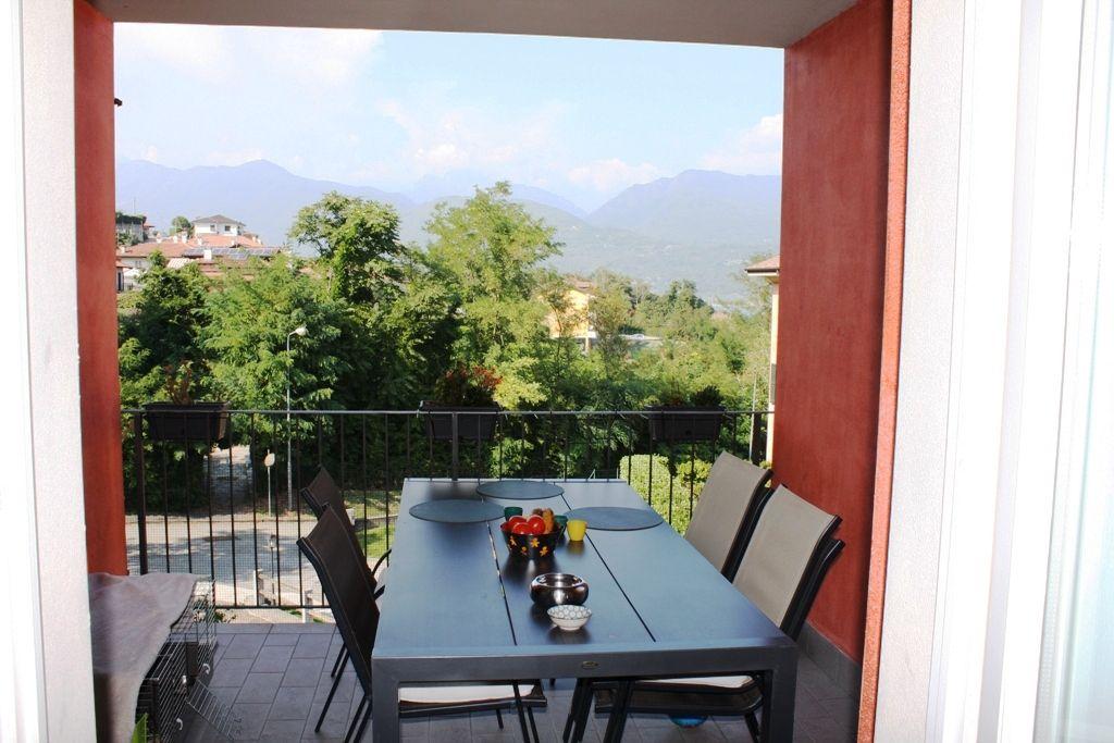 Appartamento trilocale in residenza di recente realizzazione in Baveno