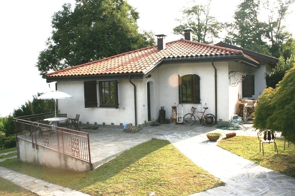 Stresa casa vista lago 150mq, 2 camere con giardino e garage