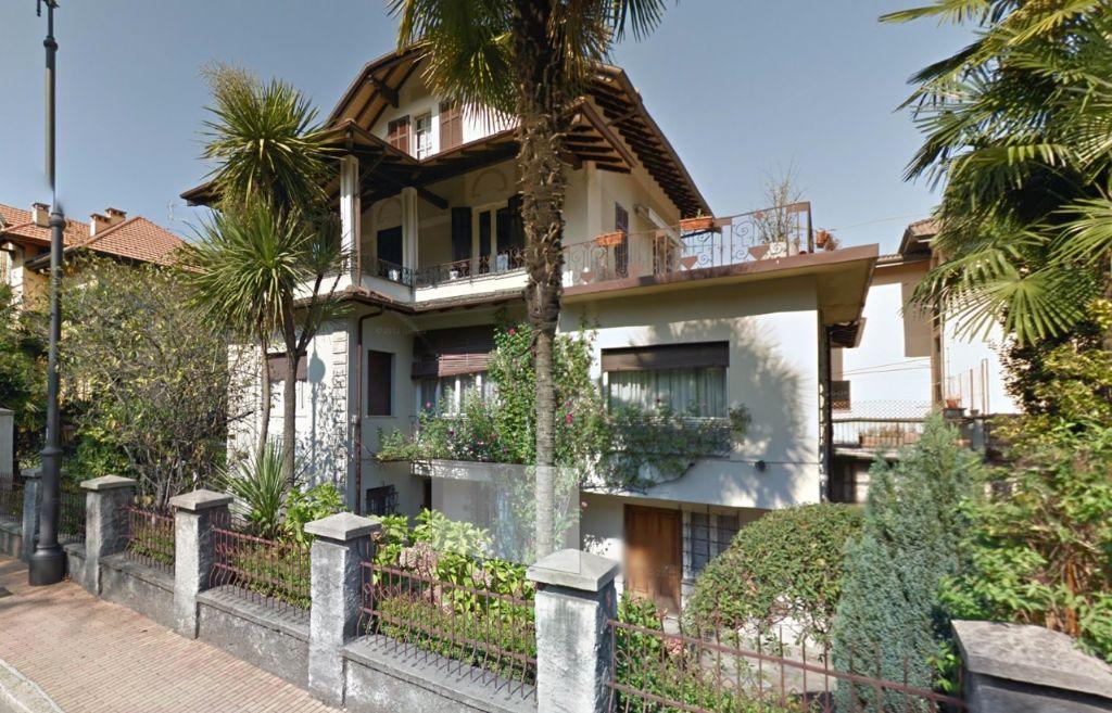 Villa d'epoca in Stresa centro