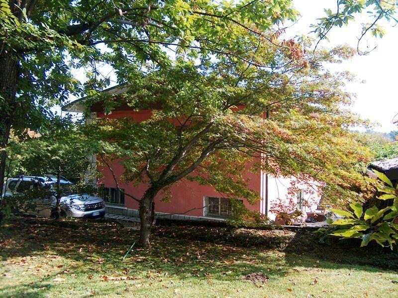 Alture Stresa casa 130mq, 2 camere con giardino e garage