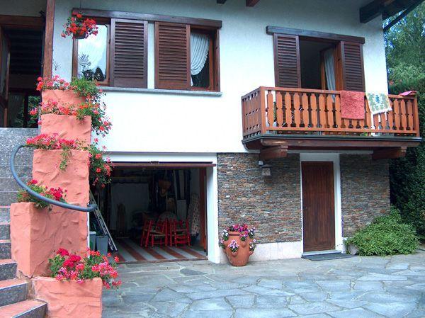 Alture Stresa villa 360mq con giardino