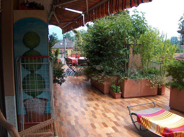 Baveno appartamento con garage e terrazzo AA1539