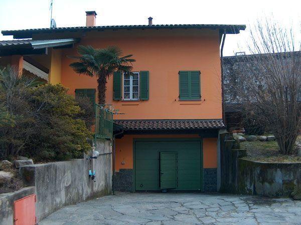 Baveno casa indipendente 3 camere con giardino e garage