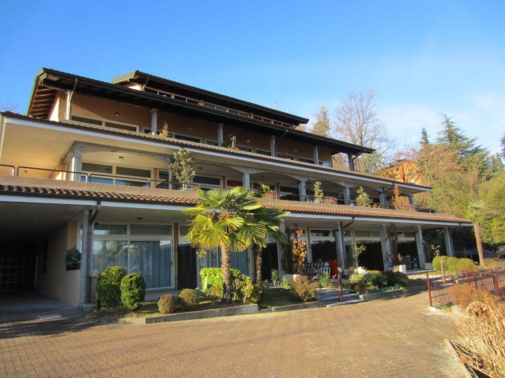 Appartamento bilocale con ampio terrazzo inserito in piccolo