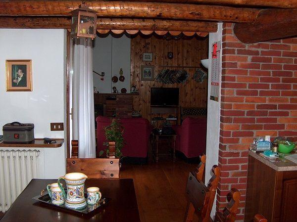 Lago d'Orta casa 120mq, 2 camere con giardino e balcone
