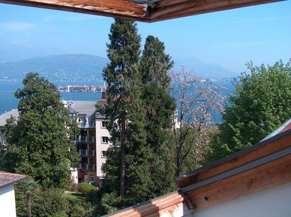 Stresa appartamento vista lago con garage AA1972